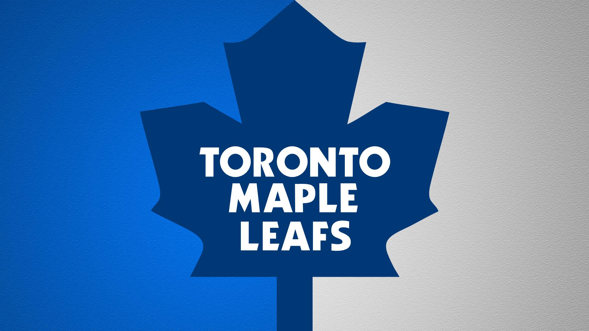 Toronto Maple Leafs Home Opener