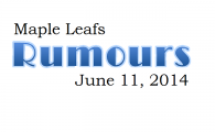 Maple Leafs Rumours – June 11, 2014