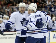 Maple Leafs and Franson Agree on One Year Deal; Trade Rumours Pick Up