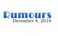 NHL Rumours – December 4, 2014