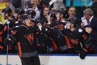 All of Auston Matthews' Shifts – Team North America vs. Team Russia