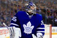 Leafs Trade Jonas Enroth