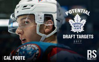 Draft Profile – Callan Foote