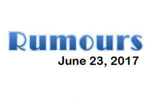 NHL Rumours – June 23, 2017