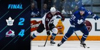 Game 49: Toronto Maple Leafs VS Colorado Avalanche