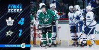 Game 51: Toronto Maple Leafs VS Dallas Stars