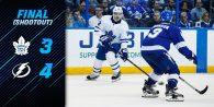 Game 65: Toronto Maple Leafs VS Tampa Bay Lightning