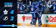 Game 58: Toronto Maple Leafs VS Tampa Bay Lightning
