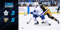 Game 60: Toronto Maple Leafs VS Pittsburgh Penguins