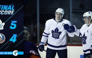 Game 78: Toronto Maple Leafs VS New York Islanders