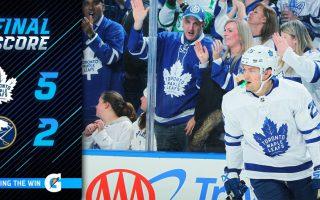 Game 71: Toronto Maple Leafs VS Buffalo Sabres