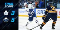Game 68: Toronto Maple Leafs VS Buffalo Sabres