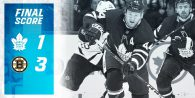 ECQF Game 4: Boston Bruins VS Toronto Maple Leafs