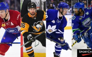 Maple Leafs Sign Four Players