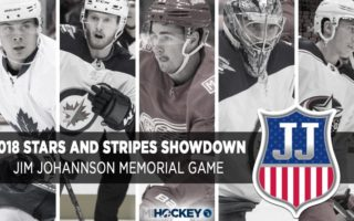 USA Hockey Stars and Stripes Charity Event; Kane Praises Matthews