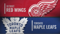 Pre-Season Game 7: Detroit Red Wings @ Toronto Maple Leafs (W 6-2)