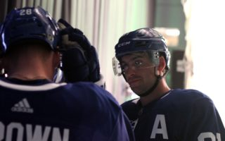 Maple Leafs Media Day – FULL COVERAGE