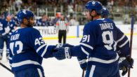 Pre-Season: Ottawa Senators @ Toronto Maple Leafs (Lucan, ON); Leafs WIN 4-1