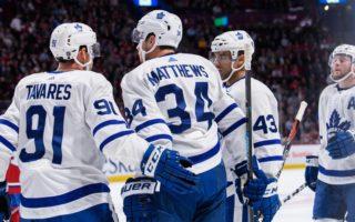 Pre-Season Game 6: Toronto Maple Leafs @ Montreal Canadiens (W 5-3)
