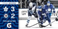 Game 11: Winnipeg Jets @ Toronto Maple Leafs (W 3-2)