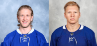 Maple Leafs Sign Garret Sparks and Andreas Borgman to 1 Year Extensions
