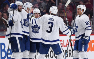 Pre-Season Game 5: Toronto Maple Leafs @ Montreal Canadiens (W 3-0)