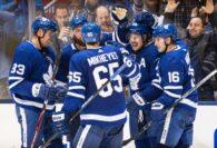 Game 12: San Jose Sharks @ Toronto Maple Leafs (W 4-1)