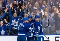 Game 1: Ottawa Senators @ Toronto Maple Leafs (W 5-3)