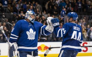 Game 16: Los Angeles Kings @ Toronto Maple Leafs (W 3-1)
