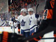 Game 15: Toronto Maple Leafs @ Philadelphia Flyers (SOW 4-3)