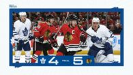 Game 19: Toronto Maple Leafs @ Chicago Black Hawks (L 5-4)