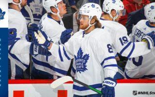 Game 41: Toronto Maple Leafs @ Minnesota Wild (W 4-1)