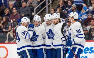 Game 42: Toronto Maple Leafs @ Winnipeg Jets (W 6-3)