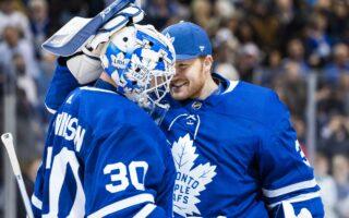 Game 43: Toronto Maple Leafs @ New York Islanders ( W 3-0)
