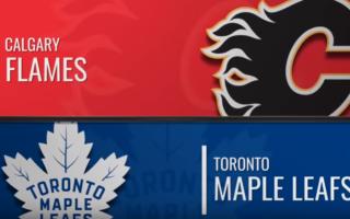 Game 48: Calgary Flames @ Toronto Maple Leafs (SOL 2-1)